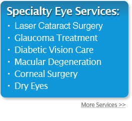 Specialty Eye Services